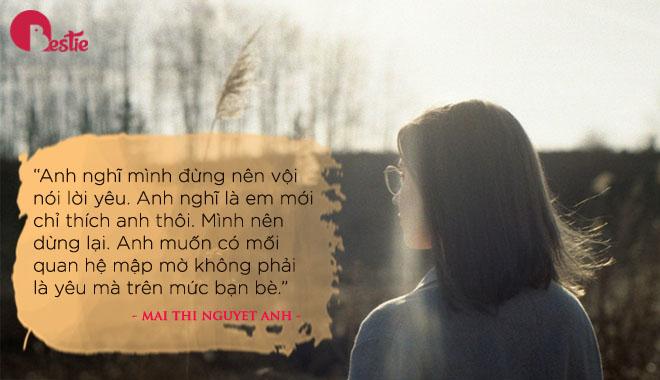 Còn yêu thì không sao, hết yêu thì hít thở cũng thành lý do chia tay
