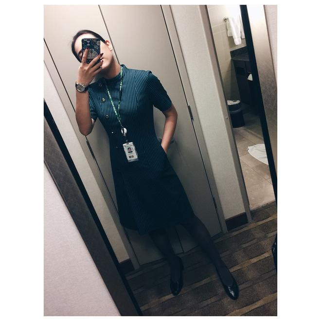Cô gái Việt làm việc cho hãng hàng không Đài Loan, sở hữu thân hình nóng bỏng không thua gì người mẫu - Ảnh 5.