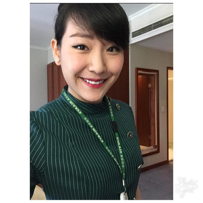 Cô gái Việt làm việc cho hãng hàng không Đài Loan, sở hữu thân hình nóng bỏng không thua gì người mẫu - Ảnh 6.
