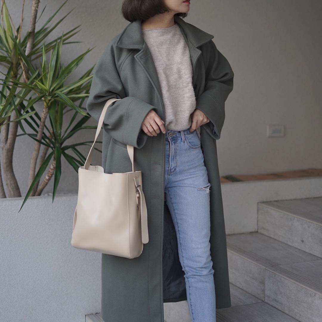 4 công thức mix&match với áo khoác dạ - item 'sống mãi với thời gian' mà mùa đông nào các nàng cũng đem ra diện 0