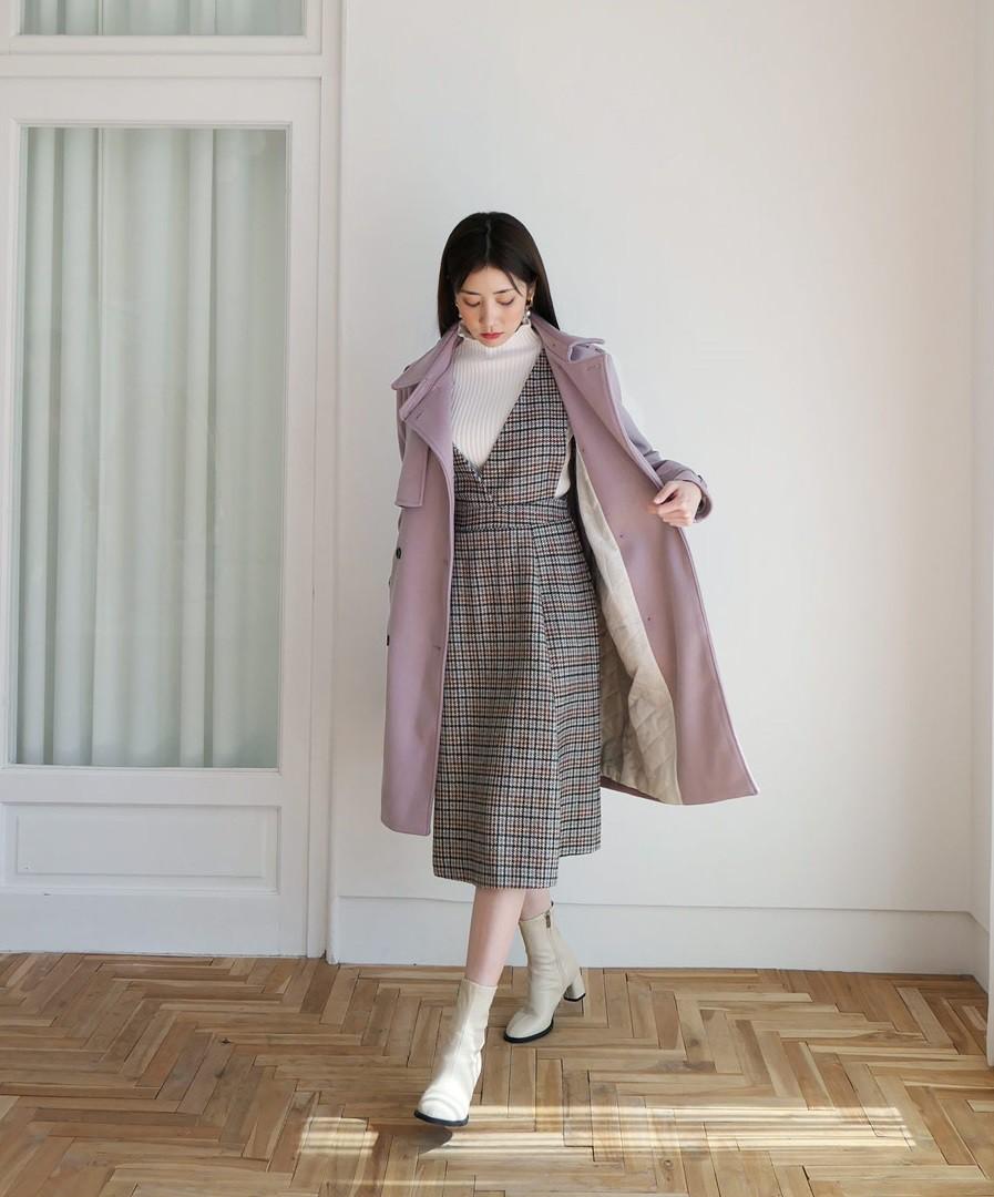4 công thức mix&match với áo khoác dạ - item 'sống mãi với thời gian' mà mùa đông nào các nàng cũng đem ra diện