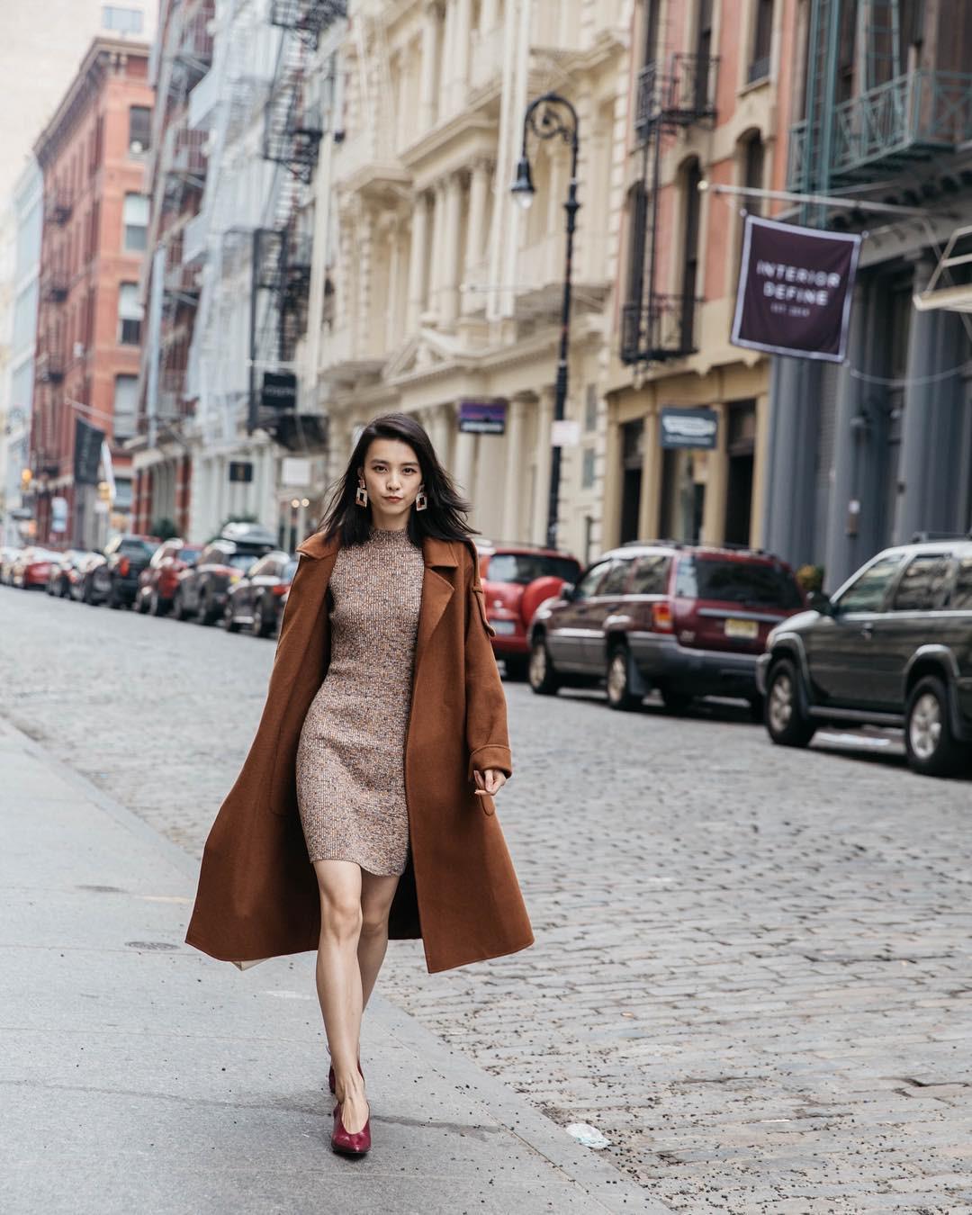 4 công thức mix&match với áo khoác dạ - item 'sống mãi với thời gian' mà mùa đông nào các nàng cũng đem ra diện 13