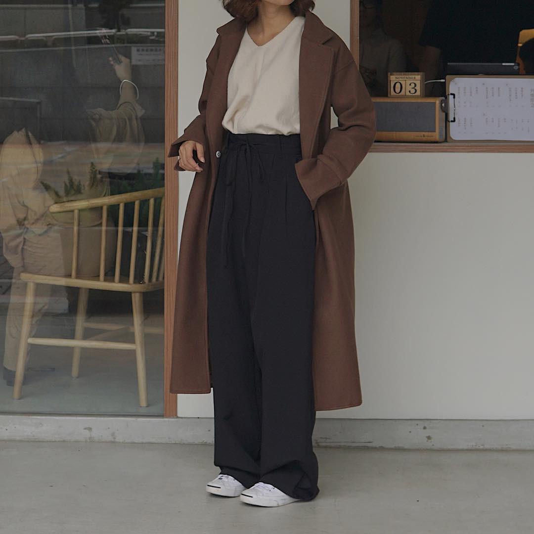 4 công thức mix&match với áo khoác dạ - item 'sống mãi với thời gian' mà mùa đông nào các nàng cũng đem ra diện 7