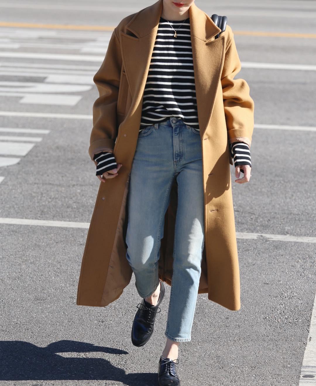 4 công thức mix&match với áo khoác dạ - item 'sống mãi với thời gian' mà mùa đông nào các nàng cũng đem ra diện 1