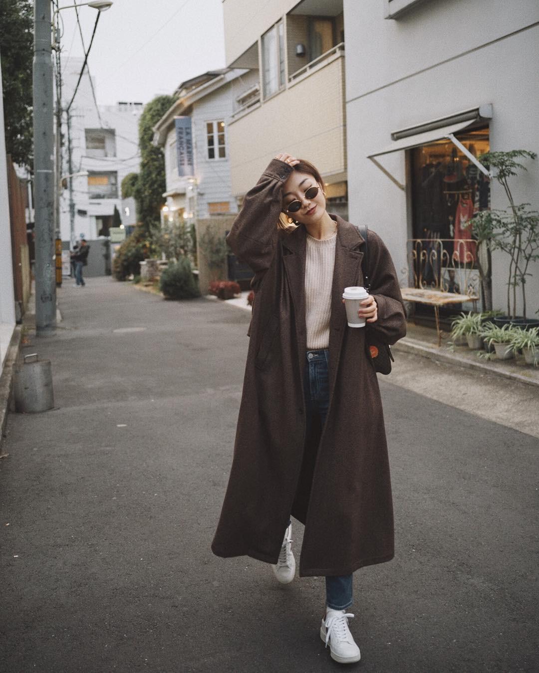 4 công thức mix&match với áo khoác dạ - item 'sống mãi với thời gian' mà mùa đông nào các nàng cũng đem ra diện 2
