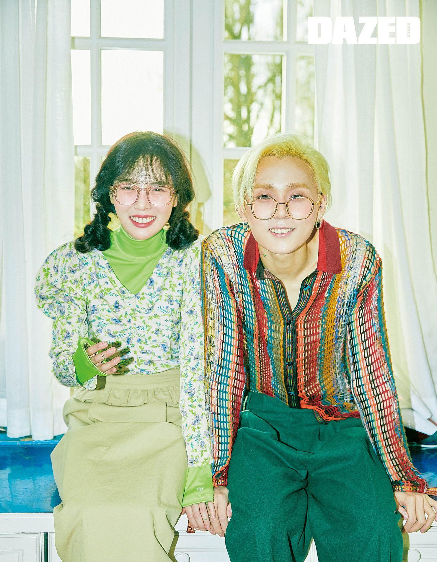 Cặp đôi lố nhất nhì Kbiz Hyuna và EDawn tung ảnh tạp chí gây sốc: Cảnh giới nghệ thuật... không ai muốn hiểu - Ảnh 4.