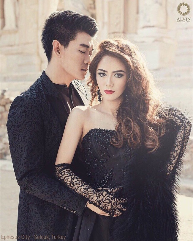 Chuyện tình đẹp như mơ của nam ca sĩ Indonesia và người vợ xinh đẹp bị mất tích khiến dư luận tiếc thương - Ảnh 3.