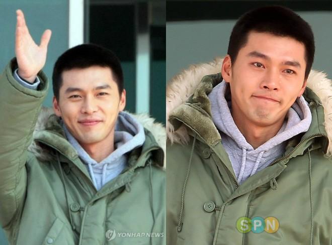 Ai ngờ nhập ngũ là thước đo nhan sắc chuẩn nhất của các nam thần Kbiz: Hyun Bin, Ji Chang Wook gây sốc vì mặt mộc - Ảnh 13.