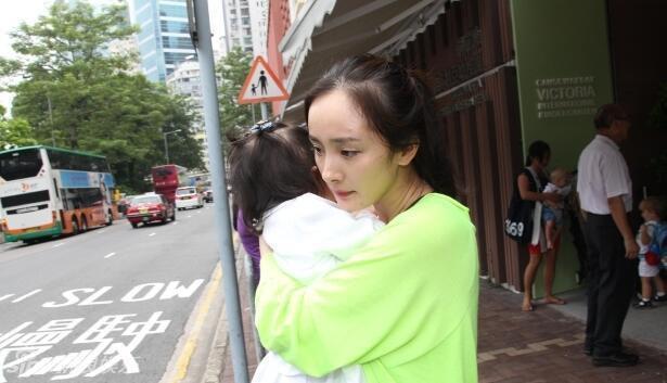Suốt 3 năm qua, Dương Mịch chỉ về thăm con gái đúng 37 ngày? - Ảnh 2.