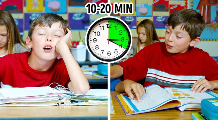 Dành ra 10 phút để làm điều này vào mỗi buổi trưa: Tăng tốc giảm cân, trẻ hóa cơ thể và hơn thế nữa