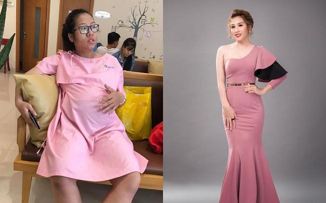 Mẹ bầu 90kg xấu xí đẻ xong hóa thiên nga, kiếm 200 triệu/tháng: Là đàn bà nhất định phải giàu, phải đẹp! - Ảnh 1.