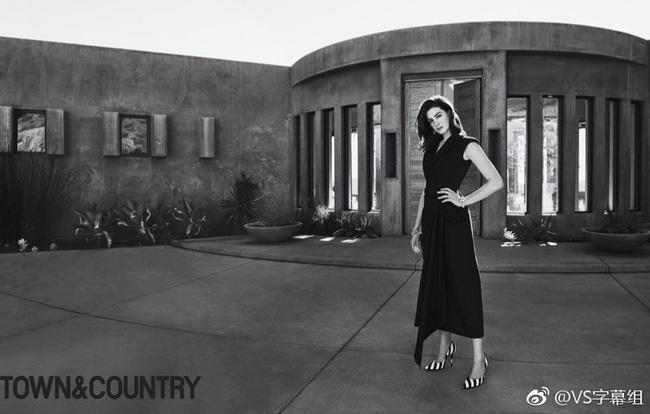 Lại một lần nữa, Anne Hathaway khiến dân tình đứng tim với khí chất như nữ hoàng khi xuất hiện trên tạp chí - Ảnh 5.