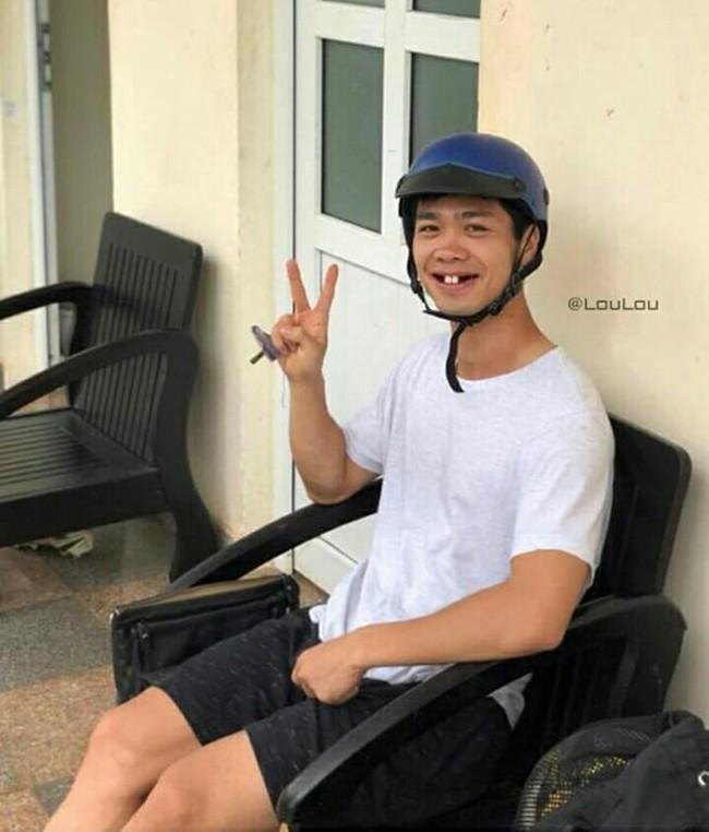 Ảnh chế răng móm của các tuyển thủ Việt Nam khiến người hâm mộ bật cười vì hài hước - Ảnh 9.