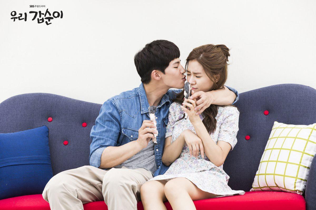 Hóa ra nàng cháo Kim So Eun và chồng hờ đã cho fan ăn một quả dưa bở như thế này! - Ảnh 4.