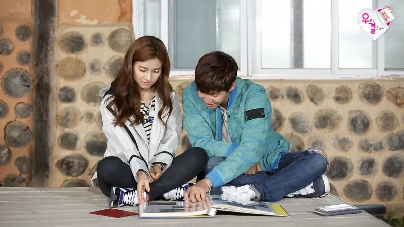 Hóa ra nàng cháo Kim So Eun và chồng hờ đã cho fan ăn một quả dưa bở như thế này! - Ảnh 2.