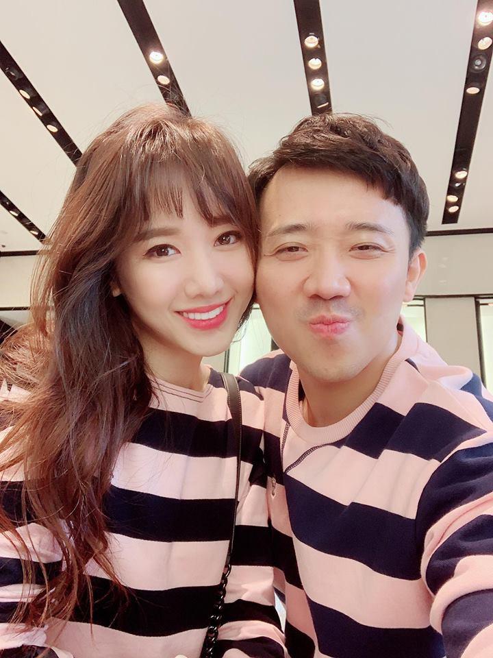Trấn Thành và Hari Won kỷ niệm 3 năm yêu: Chàng khoe ảnh ngọt ngào, nàng hạnh phúc nhắn nhủ Cám ơn đã yêu tôi nha - Ảnh 2.