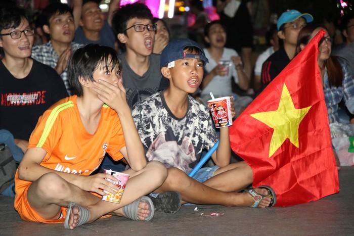 Tuyển Việt Nam: Thất bại... nhưng không quá thất vọng