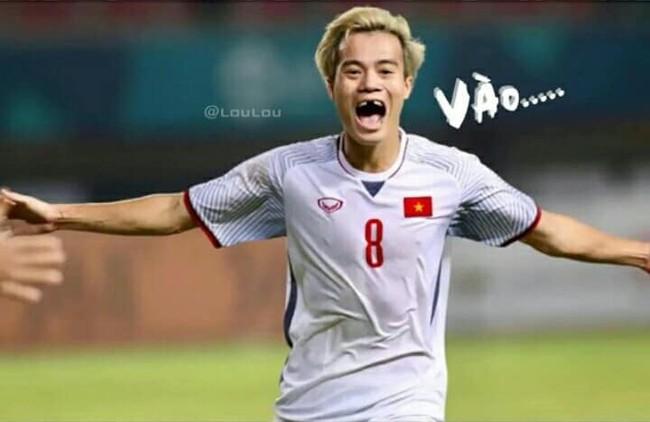 Ảnh chế răng móm của các tuyển thủ Việt Nam khiến người hâm mộ bật cười vì hài hước - Ảnh 15.
