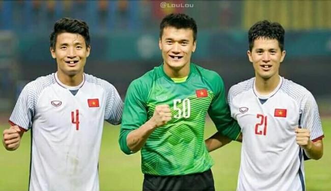 Ảnh chế răng móm của các tuyển thủ Việt Nam khiến người hâm mộ bật cười vì hài hước - Ảnh 14.