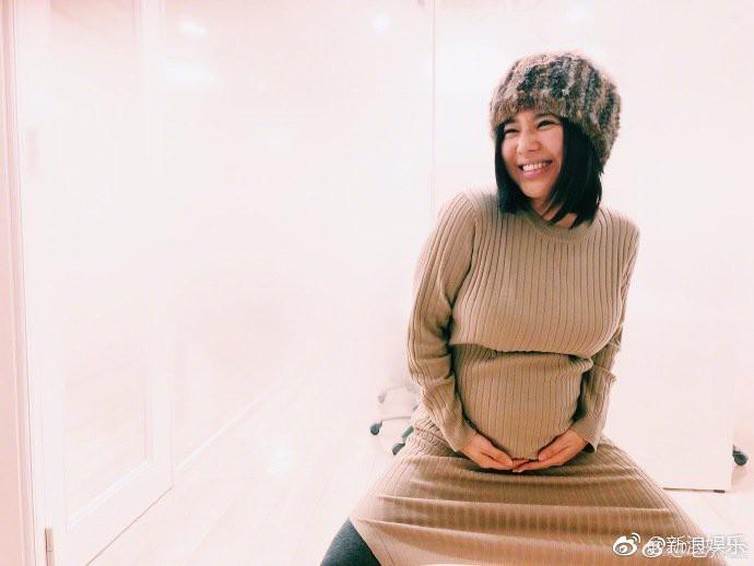 Aoi Sora bất ngờ tiết lộ cô mang tới 2 em bé trong bụng sau thời gian dài khó có con - Ảnh: Internet