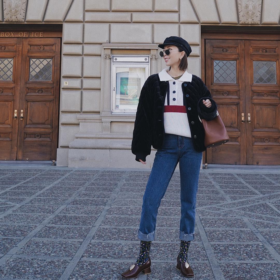 3 lỗi diện quần jeans không khiến cặp chân ngắn hơn thì cũng dễ đưa bạn vào tình huống kém duyên, nhạy cảm 2