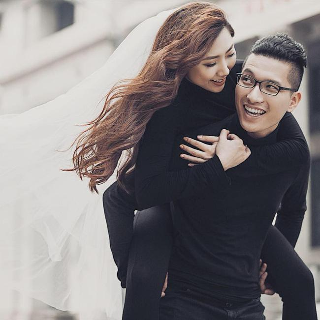 1 năm ngày sau ngày cưới chồng ngoại quốc, em gái Trấn Thành vẫn tận hưởng cảnh vợ chồng son viên mãn - Ảnh 2.