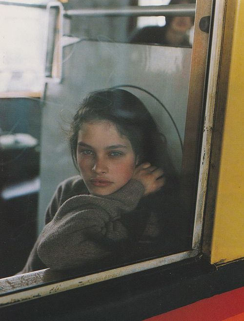 soluhtude:  yeahfuckingno:  lookingforbambi:  Lonneke Engel by Juergen Teller for Jigsaw A/W 1996/'97  Looks like soluhtude omg