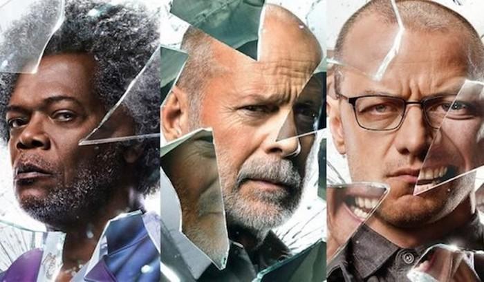 Bộ ba quái nhân của 'Glass' thống trị phòng vé Bắc Mỹ