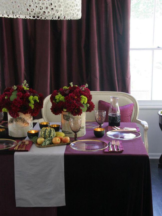 25 ý tưởng trang trí bàn ăn siêu xinh để đón Tết từ những vật dụng có sẵn xung quanh - Ảnh 15.