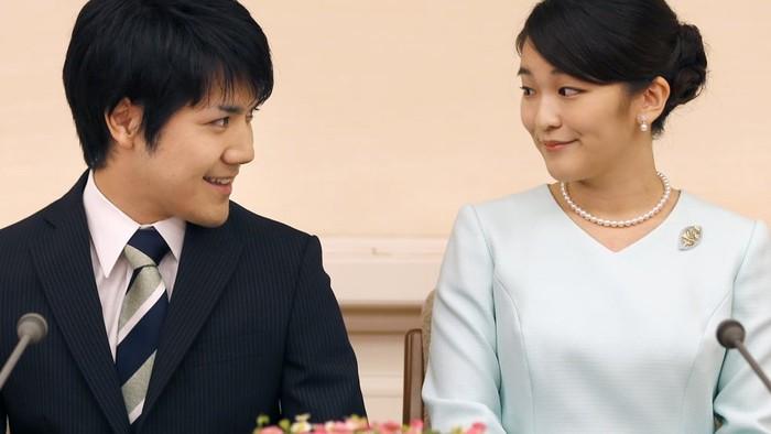 Bạn trai quận chúa Mako xử lý xong trở ngại tài chính để sớm kết hôn