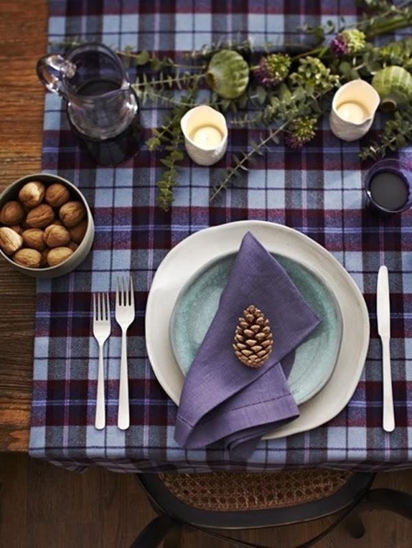 25 ý tưởng trang trí bàn ăn siêu xinh để đón Tết từ những vật dụng có sẵn xung quanh - Ảnh 9.