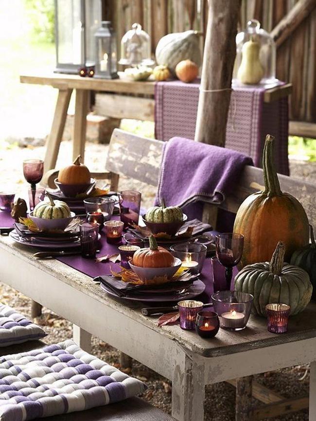 25 ý tưởng trang trí bàn ăn siêu xinh để đón Tết từ những vật dụng có sẵn xung quanh - Ảnh 14.