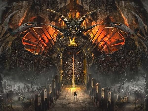 Cánh cửa địa ngục phản ánh khuyết điểm của bạn trong mắt người khác 0