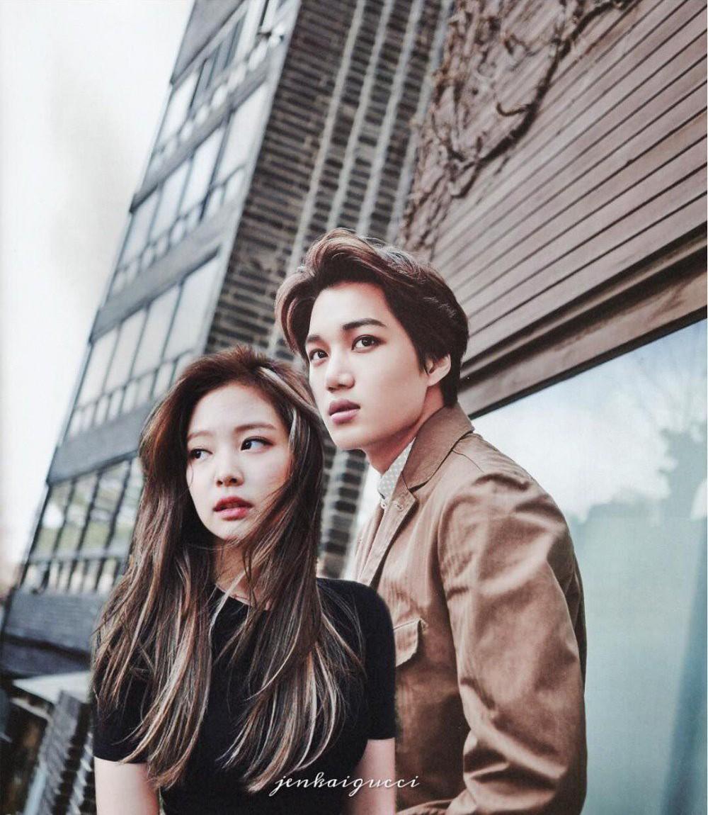 Jennie và Kai chia tay, dân mạng rộn ràng: 1 tháng dùng thử đã hết hay chiến lược PR của SM và YG? - Ảnh 1.