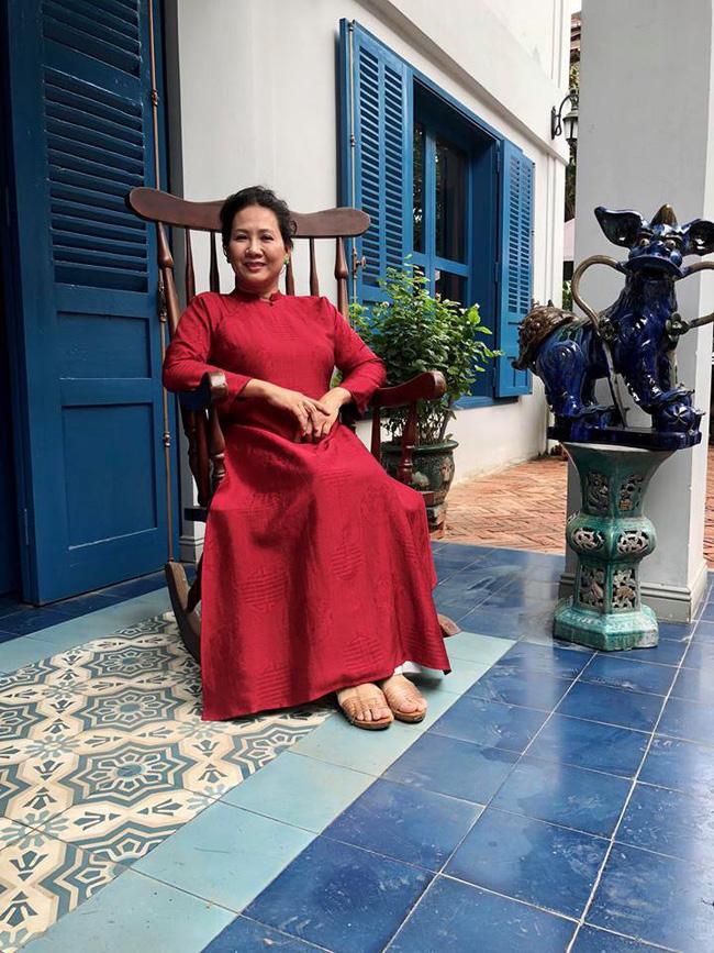 Cận Tết, Nghệ nhân ẩm thực Đoàn Thu Thủy lại gây sốt với quan điểm: Phụ nữ chính là phong thủy của ngôi nhà! - Ảnh 2.