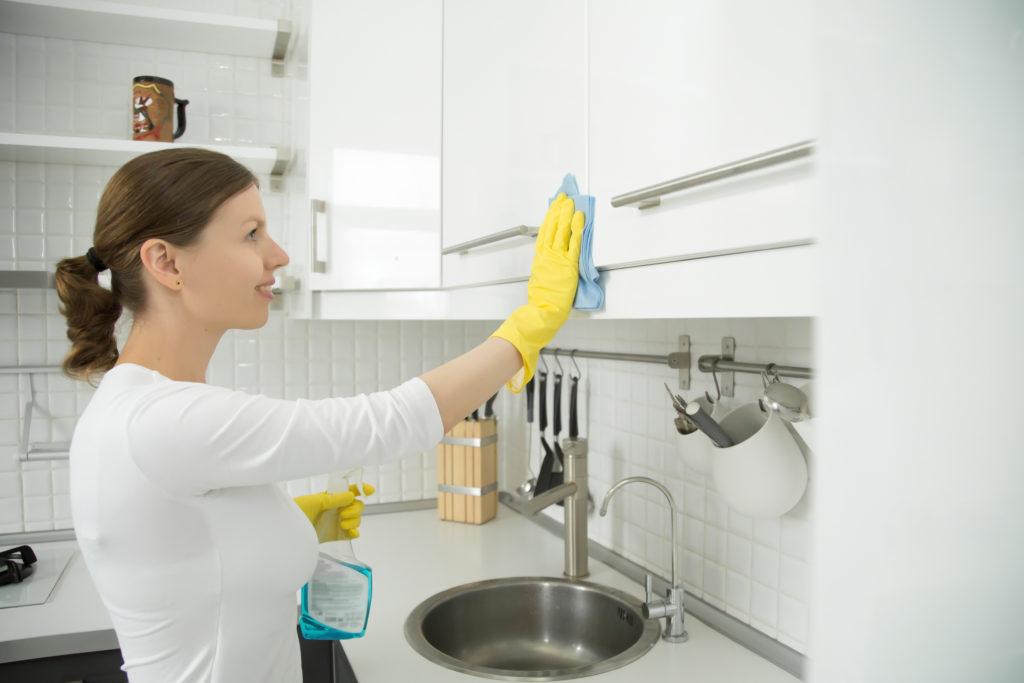 Bỏ túi mẹo dọn nhà bếp vừa nhanh vừa sạch để đón Tết - Ảnh 3