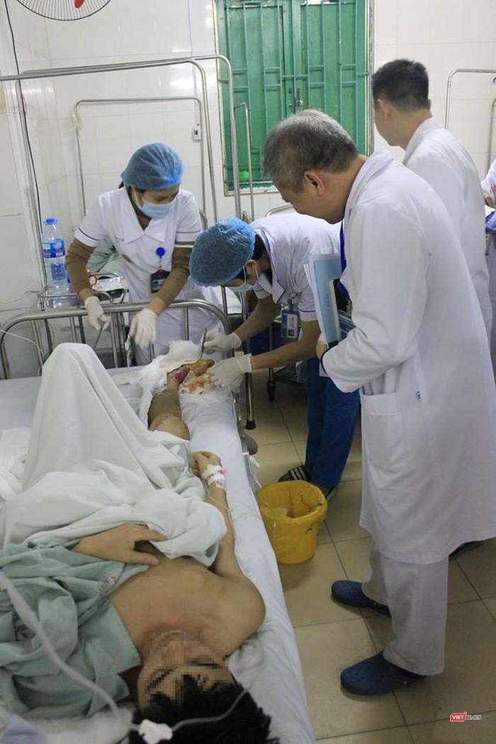 8 ngày Tết: 45.622 người nhập viện vì tai nạn giao thông, 5.303 ca cấp cứu do đánh nhau