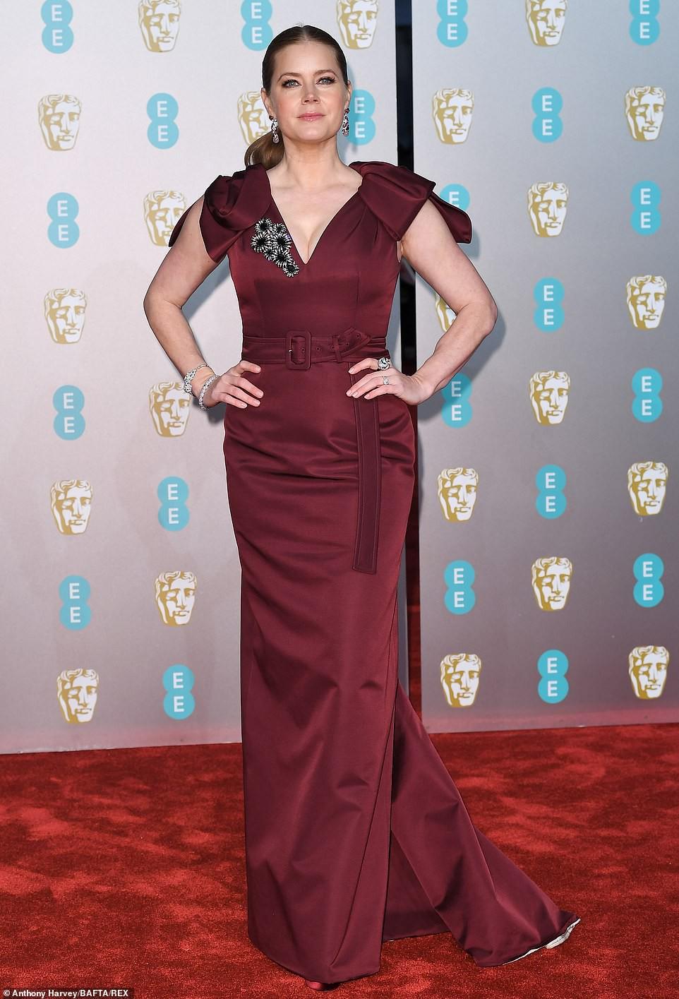 Thảm đỏ Oscar Anh Quốc: Công nương Kate và dàn sao Hollywood khoe nhan sắc tuyệt trần, thật khó chọn ai đẹp nhất! - Ảnh 10.