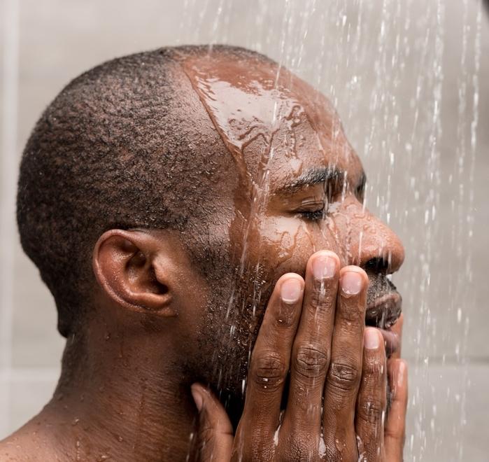Vị trí cơ thể mà bạn tắm đầu tiên nói lên tính cách của bản thân?