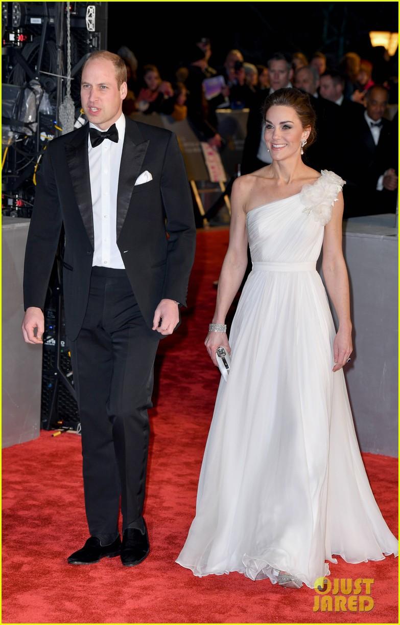 Thảm đỏ Oscar Anh Quốc: Công nương Kate và dàn sao Hollywood khoe nhan sắc tuyệt trần, thật khó chọn ai đẹp nhất! - Ảnh 1.