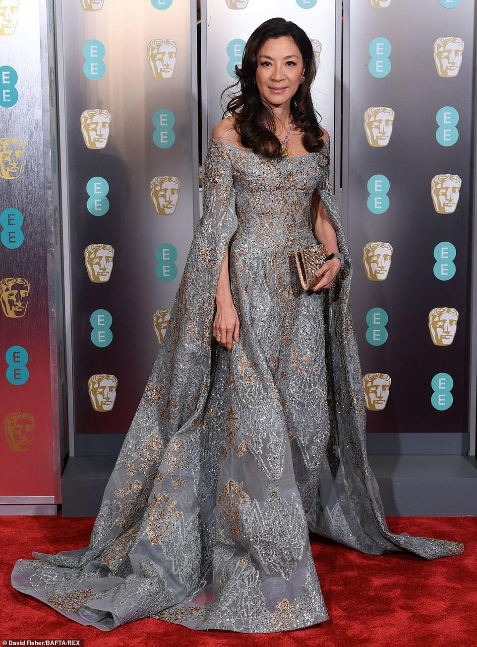 Thảm đỏ Oscar Anh Quốc: Công nương Kate và dàn sao Hollywood khoe nhan sắc tuyệt trần, thật khó chọn ai đẹp nhất! - Ảnh 11.