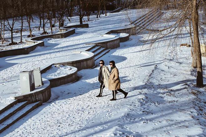 Thách thức bản thân với chuyến đi đến Thành phố băng siêu đẹp của Trung Quốc: Lúc lạnh nhất có thể xuống tới -40 độ! - Ảnh 18.