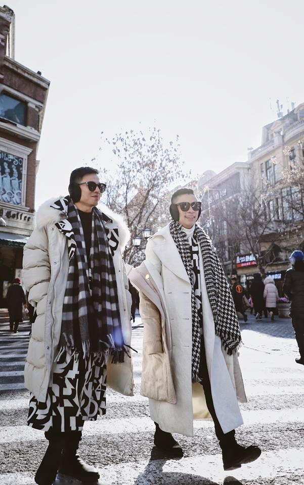 Thách thức bản thân với chuyến đi đến Thành phố băng siêu đẹp của Trung Quốc: Lúc lạnh nhất có thể xuống tới -40 độ! - Ảnh 5.