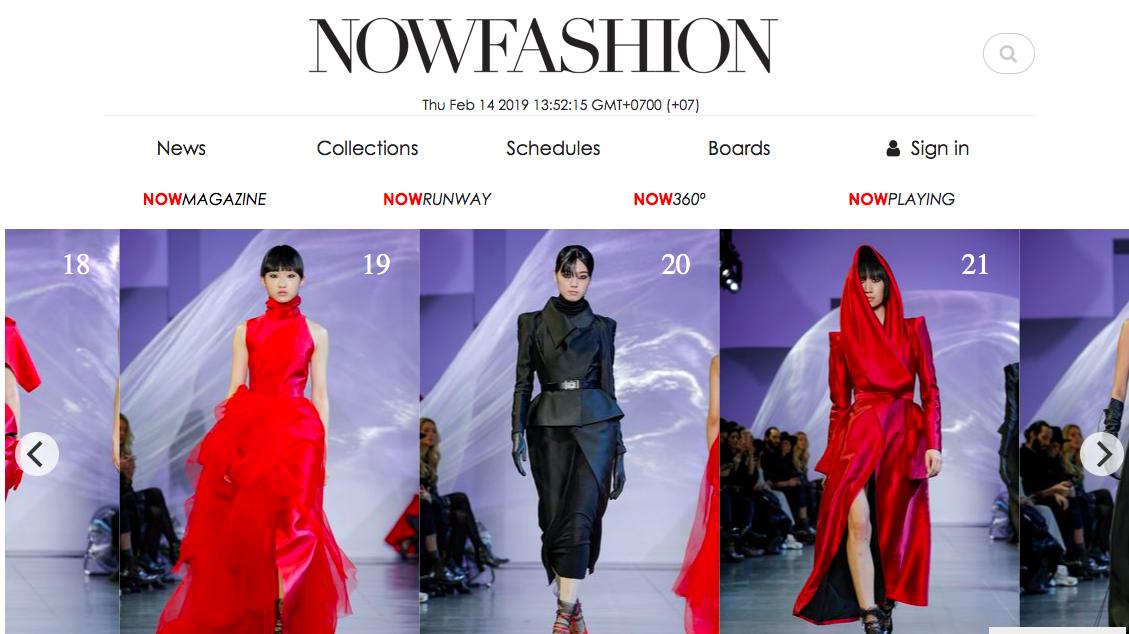 VOGUE Mỹ, VOGUE Tây Ban Nha và hàng loạt tạp chí thời trang thế giới đồng loạt đưa tin về show diễn PHUONG MY tại NYFW - Ảnh 4.