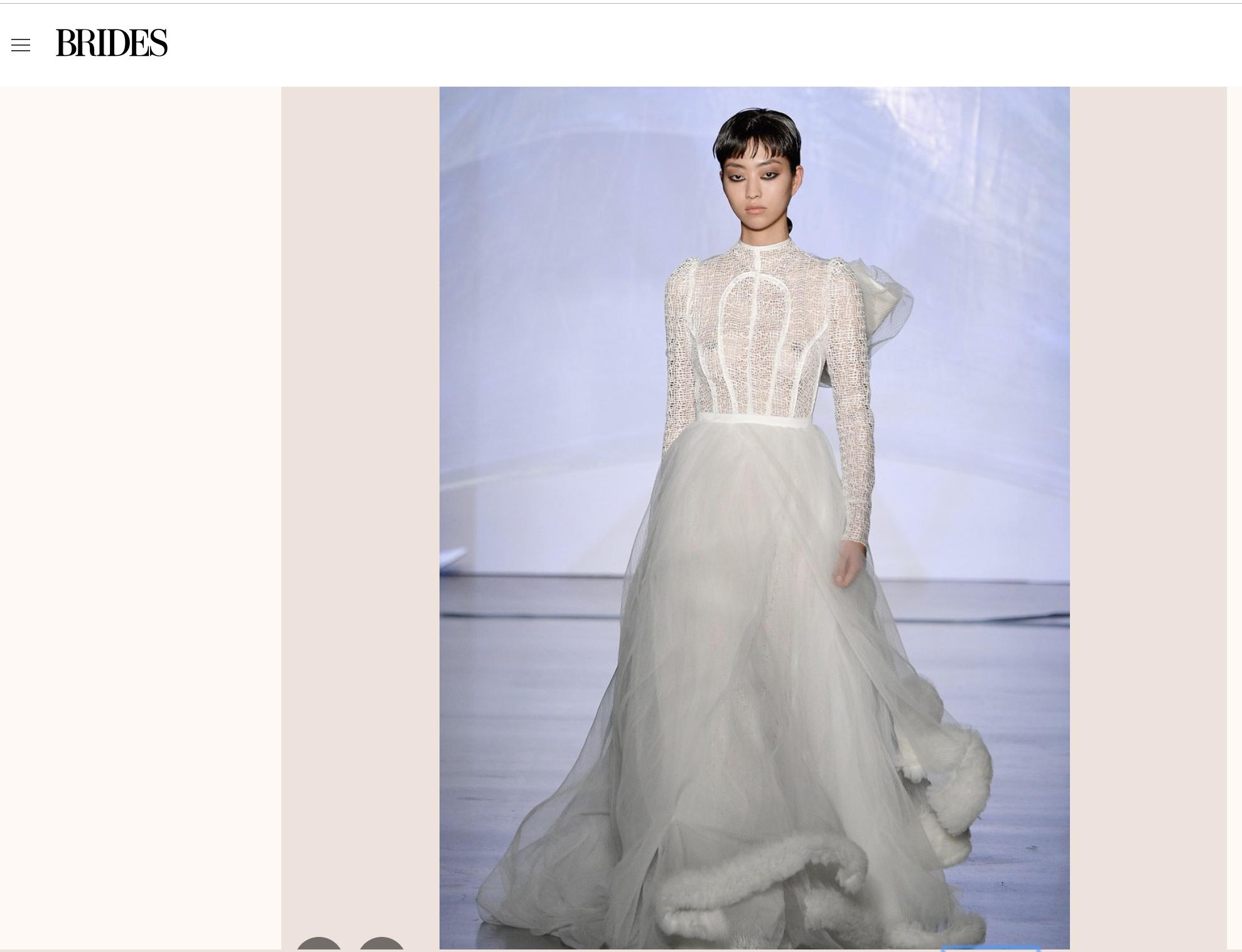 VOGUE Mỹ, VOGUE Tây Ban Nha và hàng loạt tạp chí thời trang thế giới đồng loạt đưa tin về show diễn PHUONG MY tại NYFW - Ảnh 7.