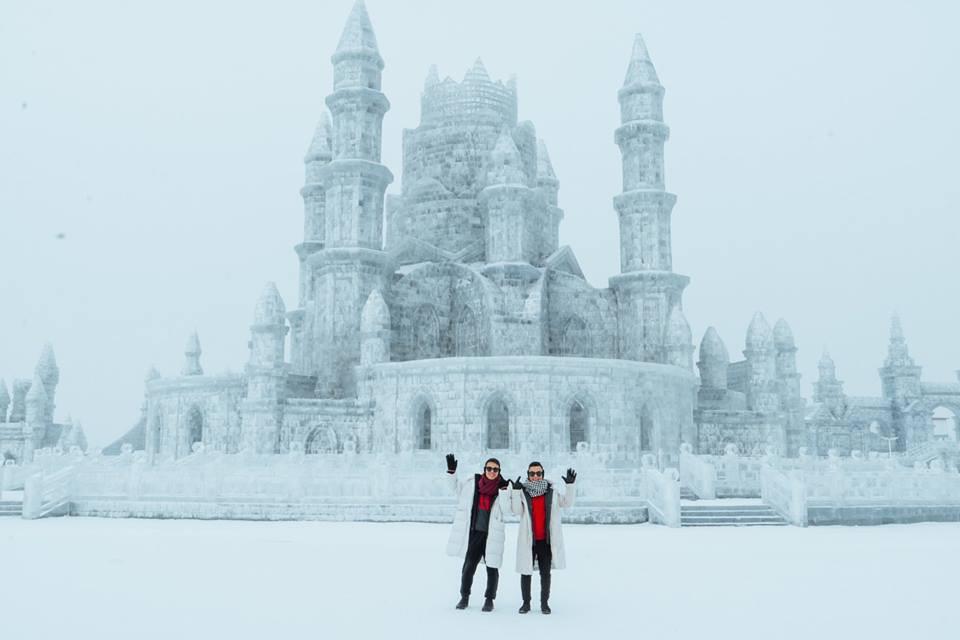 Thách thức bản thân với chuyến đi đến Thành phố băng siêu đẹp của Trung Quốc: Lúc lạnh nhất có thể xuống tới -40 độ! - Ảnh 6.