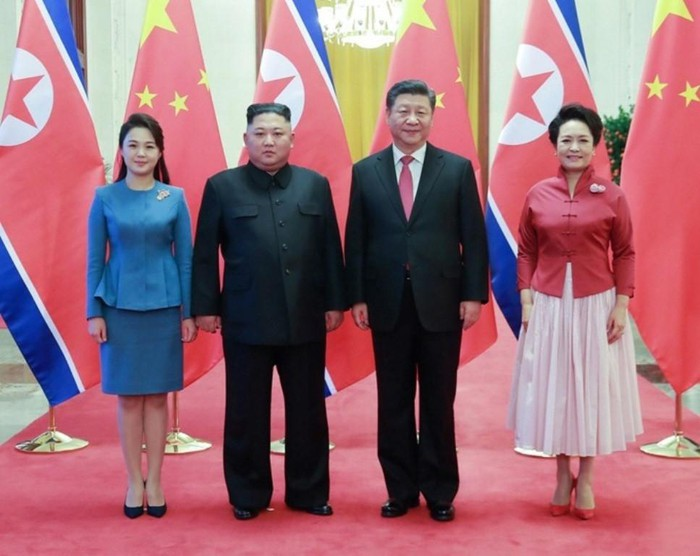 Gu thời trang giúp phu nhân ông Kim Jong Un thành biểu tượng tại Triều Tiên