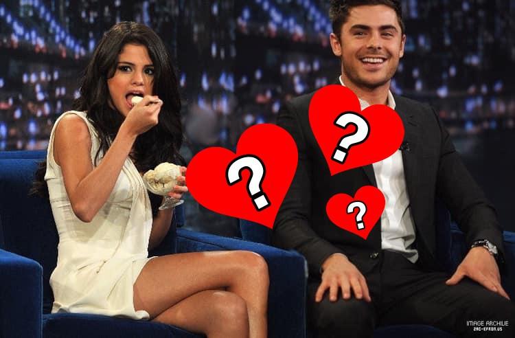 Trời ơi tin được không, cả thế giới đang đồn Selena Gomez hẹn hò với Zac Efron? - Ảnh 1.