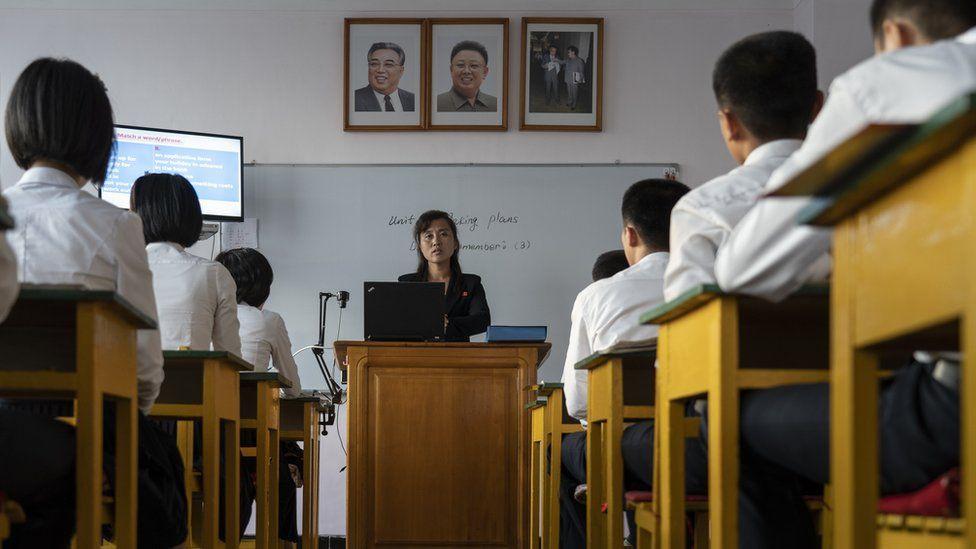 Những khoảnh khắc bình dị ở Triều Tiên được khắc hoạ sinh động qua ống kính của nhiếp ảnh gia nước ngoài - Ảnh 6.