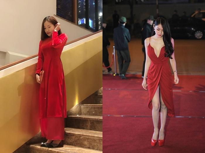 Phong cách thời trang đối lập giữa Lý Phương Châu và Linh Chi